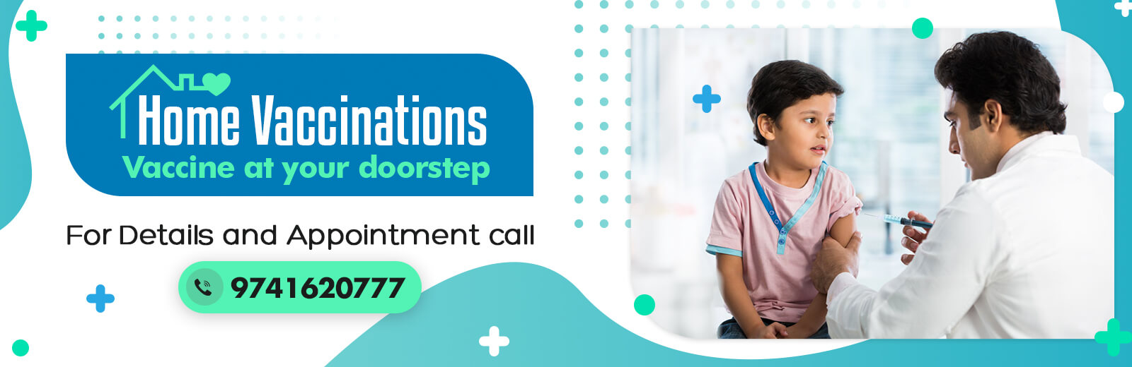 Vaccination Home Care Hospital